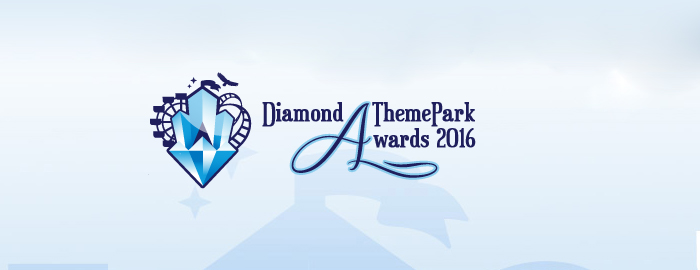 Pretparkdeals official sponsor of Diamond ThemePark Awards 2016